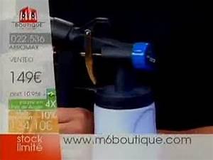 Peinture Basse Pression : pistolet de peinture basse pression ademax youtube ~ Melissatoandfro.com Idées de Décoration