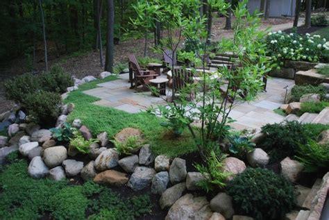 impeccable transitional landscape designs