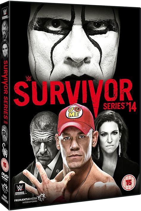 Buy Survivor Series 2014 On DVD or Blu-ray - WWE Home ...