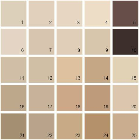 25 palm desert tan find your paint colors fast and easy