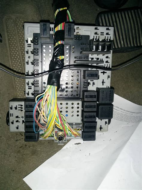 volvo  electrical problems   summer