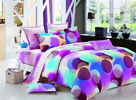 purple and blue bedding purple turquoise and lime green