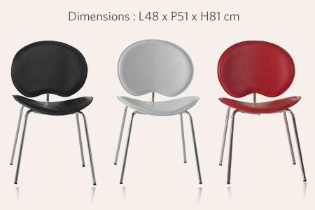 chaise de cuisine confortable