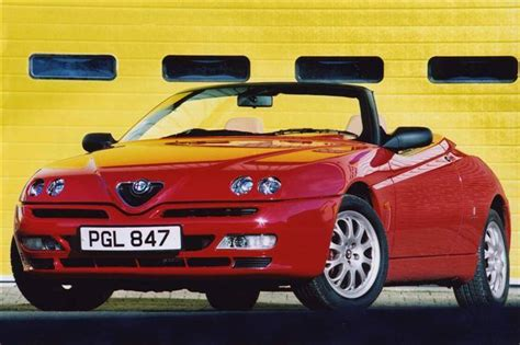 Alfa Romeo Spider Review by Alfa Romeo Spider 1996 2005 Used Car Review Car