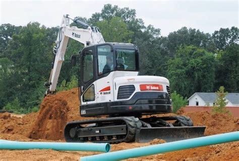 bobcat  excavator  charles wilson engineers