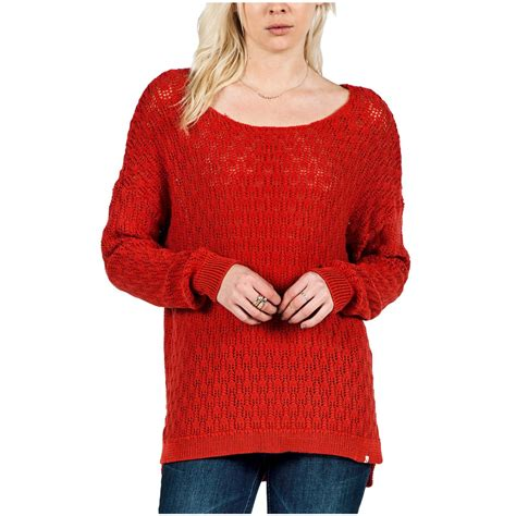 womens sweaters volcom for womens sweater blood