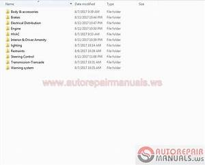 Mazda 6 2 5l 2015 Wiring Diagram