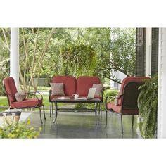 niles park 5 sling patio dining set patio dining