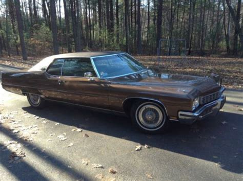 1972 Buick Electra 225 For Sale by Sell Used 1972 Buick Electra 225 Custom Hardtop 2 Door 7