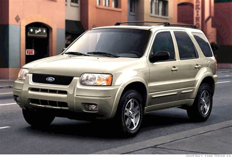 how to learn all about cars 2003 ford e series electronic toll collection best used cars for under 8 000 6 2003 ford escape 6 cnnmoney