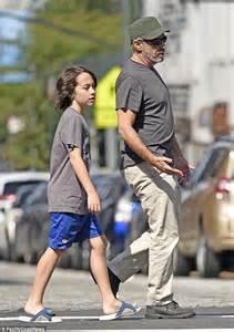 Jon Stewart enjoys retirement in New York City with son ...