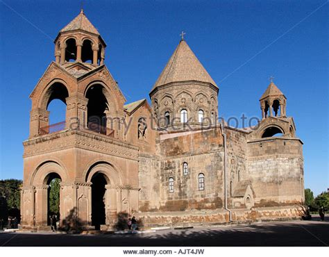 Echmiadzin Cathedral Stock Photos & Echmiadzin Cathedral