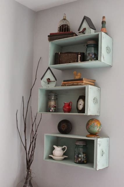 great collection   shelves   easily diy
