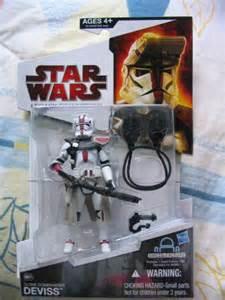Star Wars Clone Commander Deviss