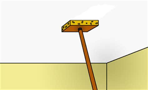 lessiver plafond