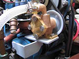 Atomic 4 Fresh Water Cooling System