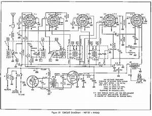 Radio Circuit Diagram Of 1958 Chevrolet Trucks2  60800