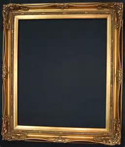 Antique Ornate Gold Frame