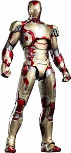 Marvel Iron Man Mark XLII (42) Sixth Scale Figure by Hot ...