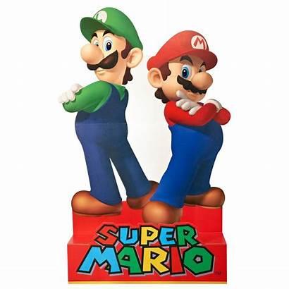 Mario Luigi Bros Tall Gratis Standup Imprimir