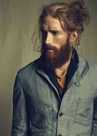 Men Beard and Long Hair