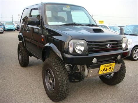 Suzuki Jimny Picture by 2002 Suzuki Jimny Pictures For Sale
