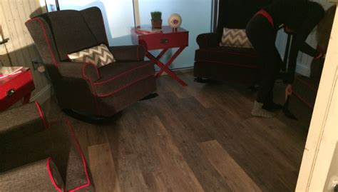 Coretec Plus Flooring Blackstone Oak by Usfloors Coretec Helps Mlb Team Open Breast Feeding Suite
