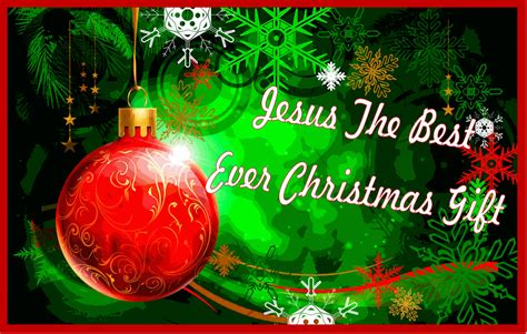 Jesus The Best Ever Christmas Gift Pictures, Photos, And