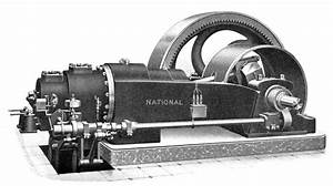 Another Large National Gas Engine