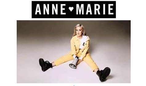 Anne-marie Dévoile Le Clip De