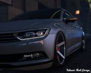 Vw Passat B8 Heckspoiler : 2016 volkswagen passat highline stanced b8 add on ~ Jslefanu.com Haus und Dekorationen