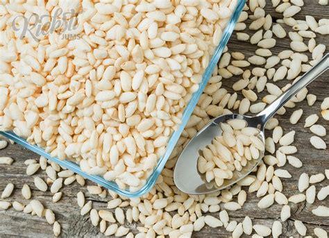 Rīsu pārslas uzpūstas 0.5 kg - Rieksti Jums