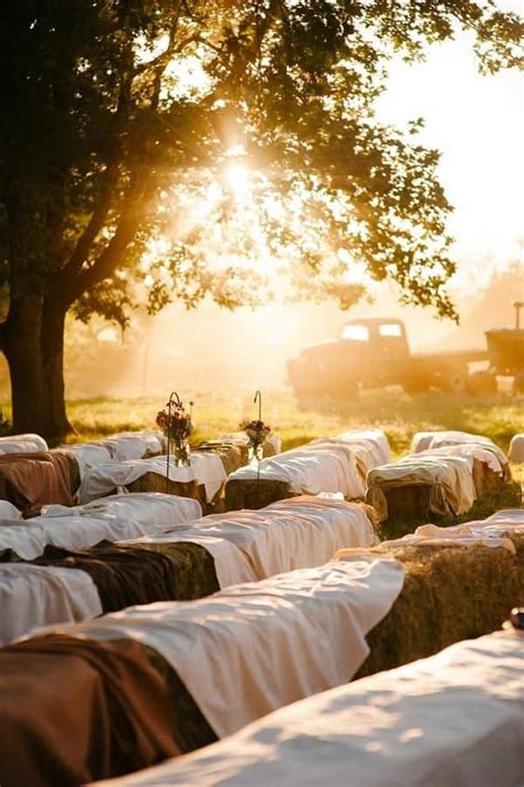 outdoor country wedding best photos cute wedding ideas