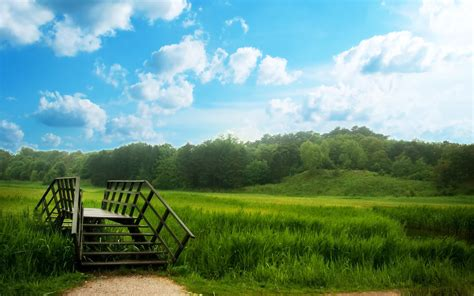 Green Nature Wallpaper Background Pc #6986728