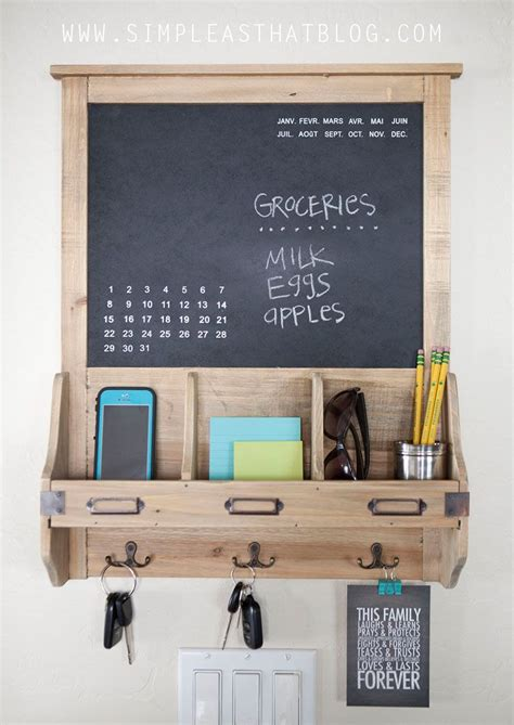 Kitchen Organizer Chalkboard by 8 Best Chalkboard Organizer Images On