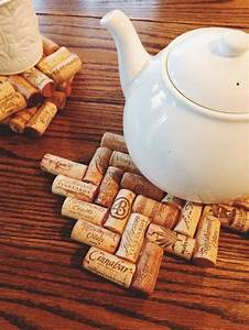 30, Magnificent, Diy, Projects, You, Can, Do, With, Wine, Corks