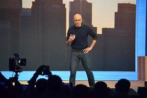 Build 2015 Keynote: Mobile-Challenged Microsoft Now A ...