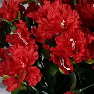 120 pcs Silk GARDENIA Flowers for Wedding Centerpieces ...