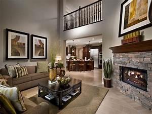 Bedrooms Interiors, Model Home Living Room Model Homes ...