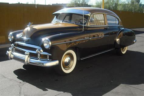 1949 Chevrolet Fleetline Deluxe 4 Door Sedan