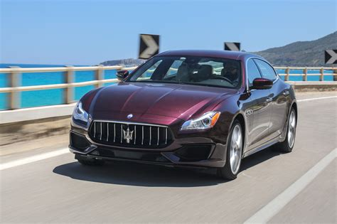 Maserati Car : Maserati Quattroporte Gransport S (2016) Review By Car