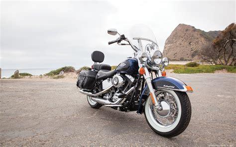 Harley-davidson Softail Motorcycle Desktop Wallpapers 4k