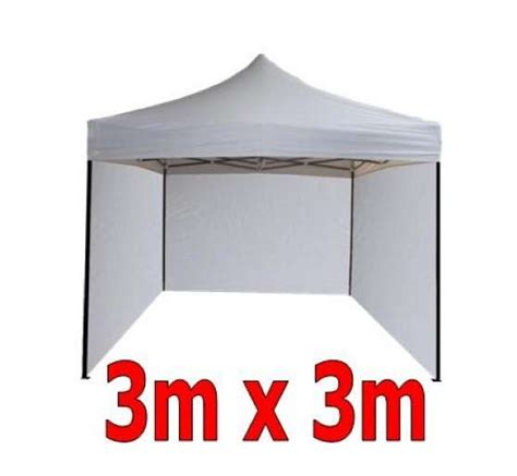parasol de marche d occasion barnum pliant acier 3x3m blanc 4 cotes agenda ev 200 nements evenements divers 224 amiens