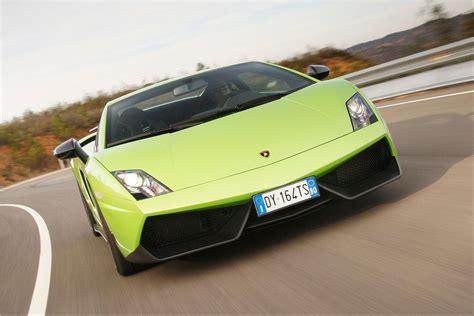 Lamborghini Gallardo LP570-4 Superleggera compelling force ...