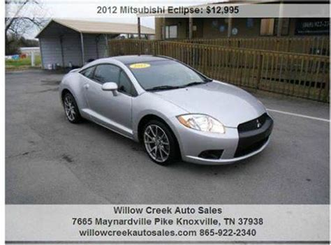 Mitsubishi Dealer Knoxville Tn by Willow Creek Auto Sales Used Cars Knoxville Tn Dealer