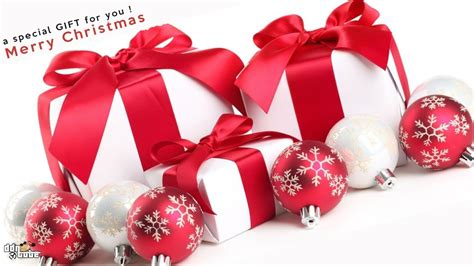 Merry Christmas And Happy New Year A Special Gift For You
