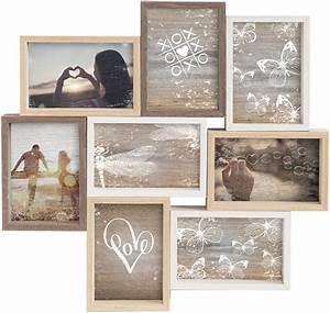 Bilderrahmen Für Collage : collagerahmen mixed colours f r 8 bilder ~ Watch28wear.com Haus und Dekorationen