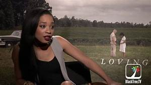 Terri Abney Interview for Loving - YouTube