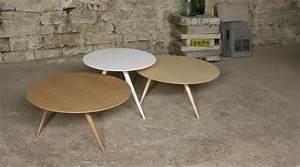 Couchtisch Rund Weiß Holz : salontisch rund weiss die neuesten innenarchitekturideen ~ Bigdaddyawards.com Haus und Dekorationen