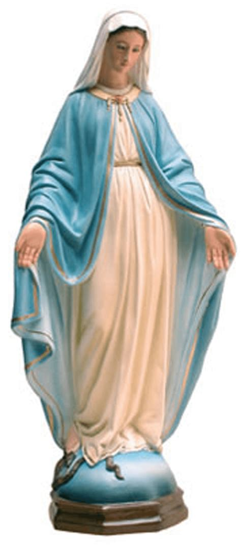 Image result for Our Lady of Grace Statue